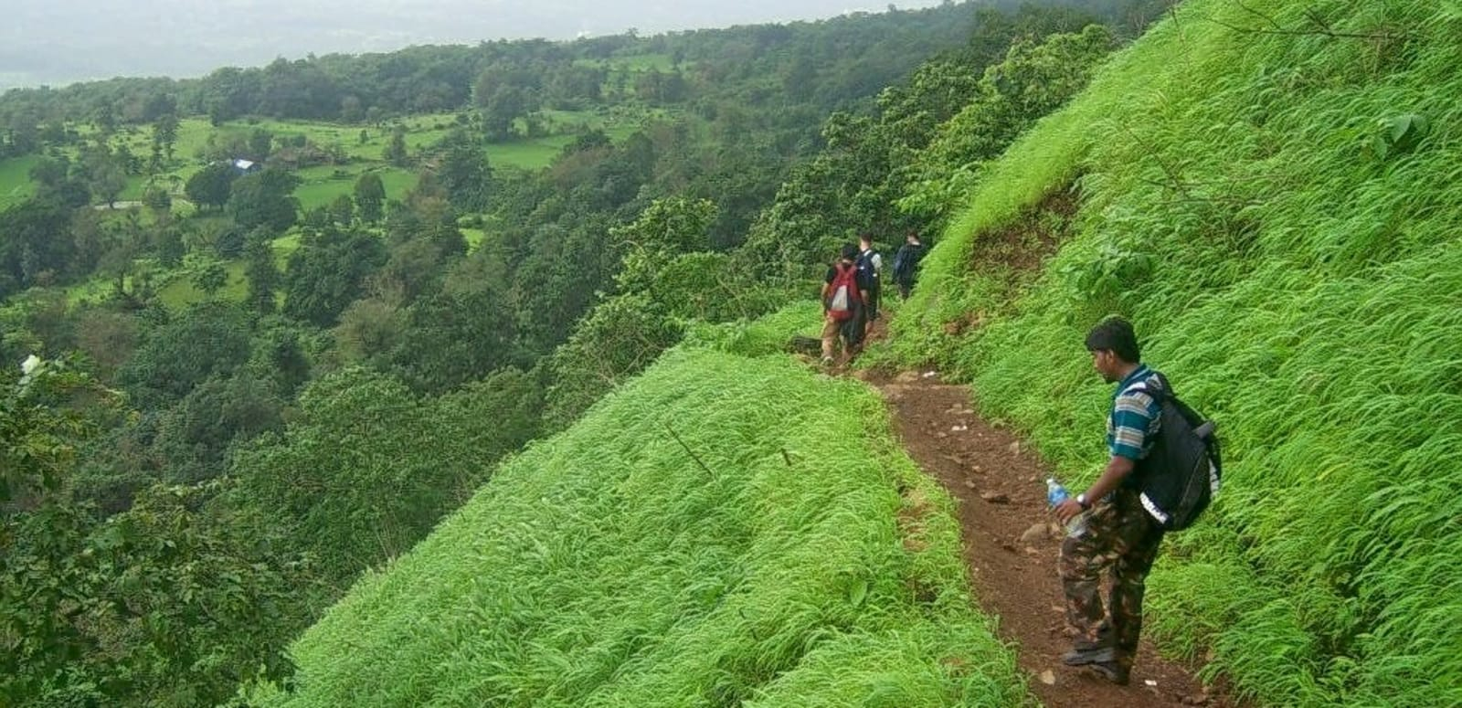 One Day Trek to Tikona Fort @ 875 Only