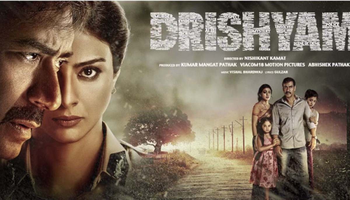 'Drishyam': A Cover-up In Itself