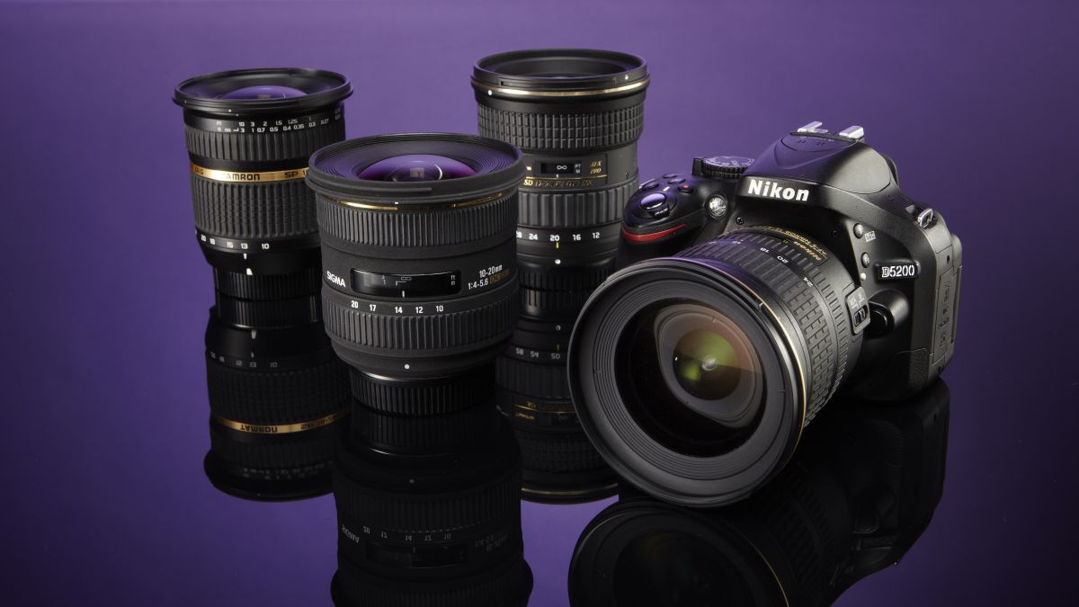 Best wide-angle lens: ultra-wide lenses for Canon and Nikon DSLRs