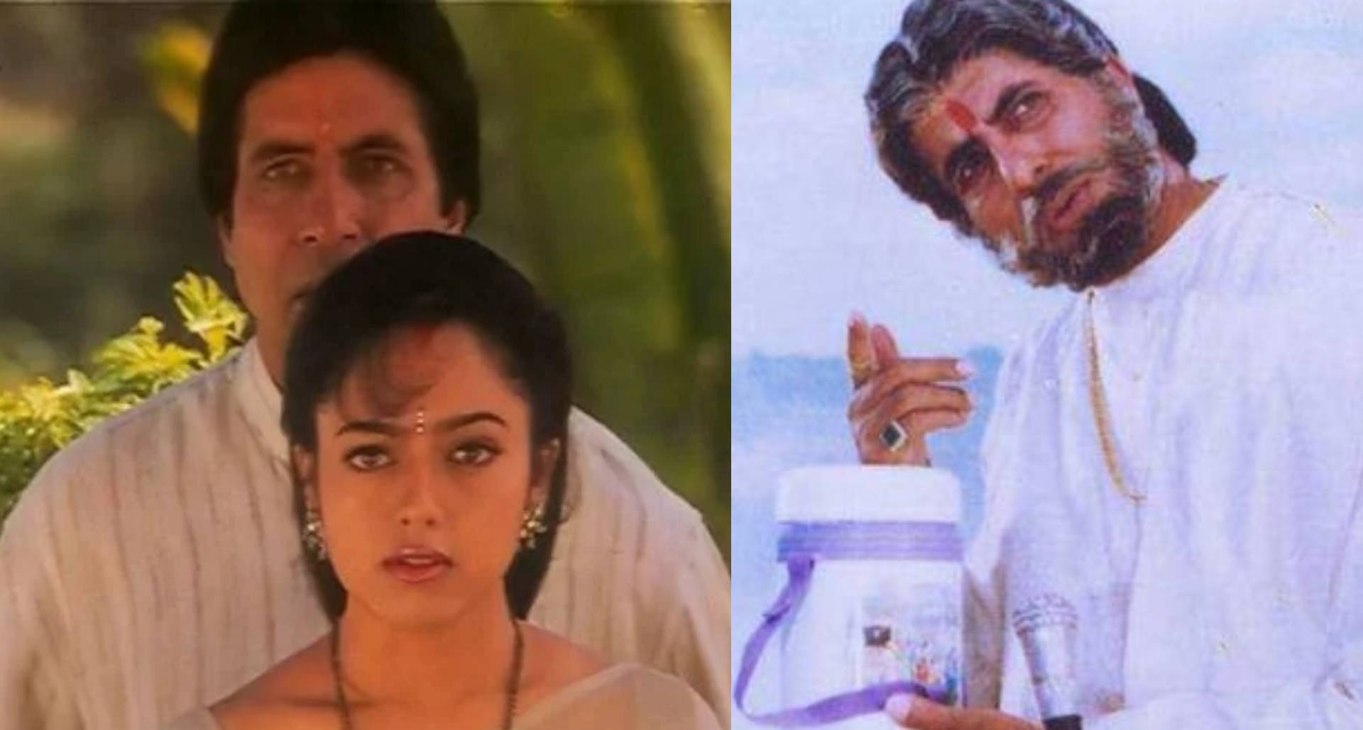 Do you know why Amitabh Bachchan's film 'Suryavansham' is shown repeatedly on TV