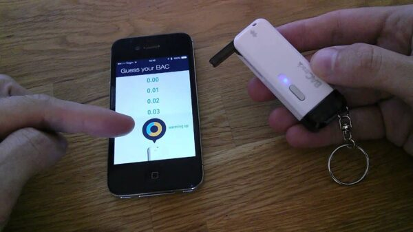 When The Best You Can Get Is Zero – The BACtrack Mobile Breathalyzer Review