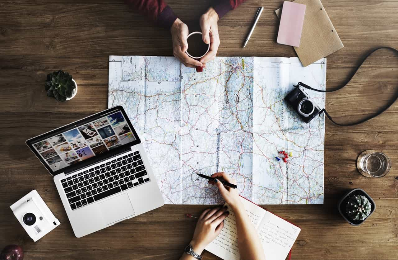 How to Start Planning An Around the World Trip